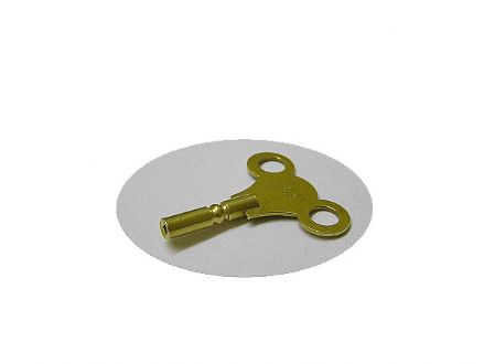 Music Box Brass Key